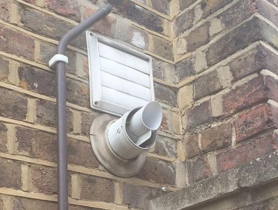 Вытяжка для газового котла в частном доме
