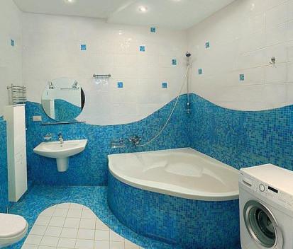Как обшить ванную комнату пластиковыми панелями – полный инструктаж