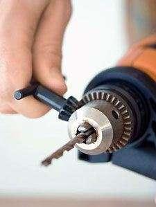 Патрон для перфоратора под сверло: как снять, устройство, замена