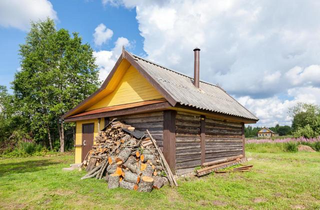 Из чего построить баню – какие материалы использовать?