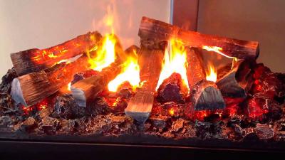Как выбрать электрокамин для дома, квартиры, с эффектом живого огня
