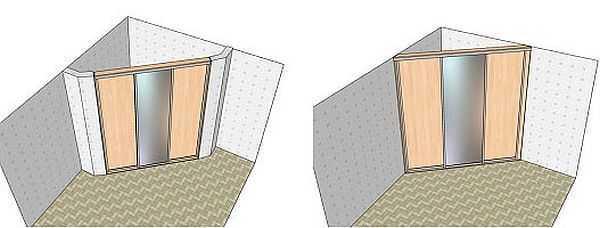 Гардеробная комната своими руками – как сделать, устройство