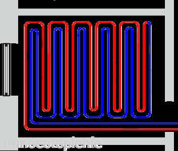 Как правильно рассчитать длину трубы для теплого пола