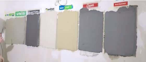 Какая штукатурка лучше для стен: гипсовая или цементная?