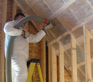 Утепление эковатой своими руками: расчет расхода на квадратный метр при задувке стен домов