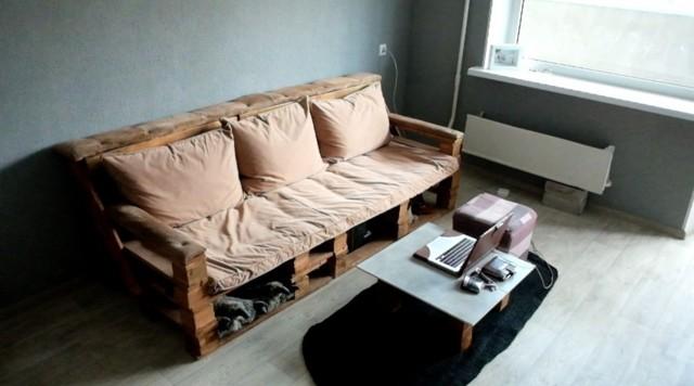 Изготовление мягкой мебели своими руками