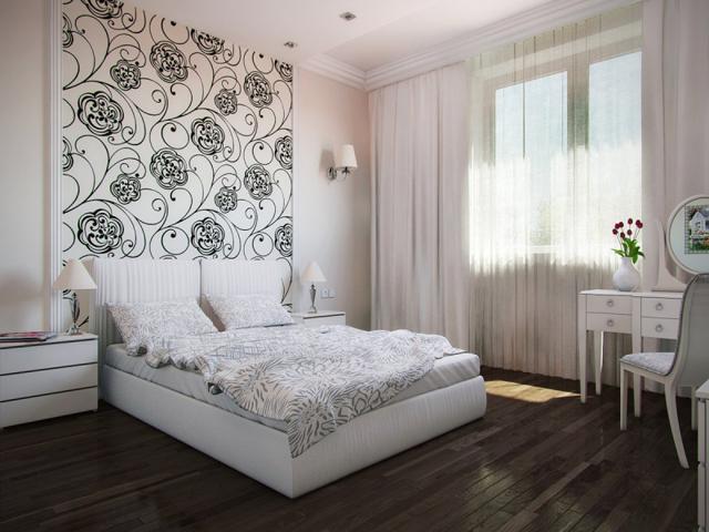 Как правильно выбрать обои в спальню, какие лучше подойдут?