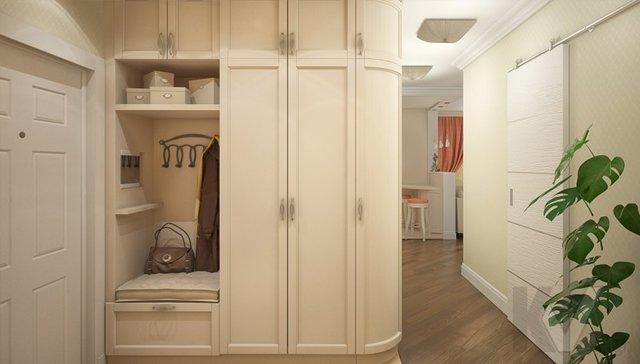Дизайн прихожей в квартире: варианты обустройства интерьера маленьких и больших комнат - Постройка