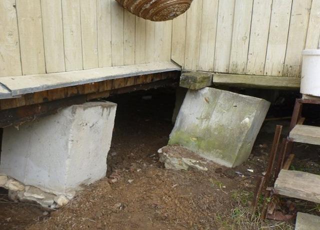 Столбчатый фундамент своими руками: пошаговая инструкция