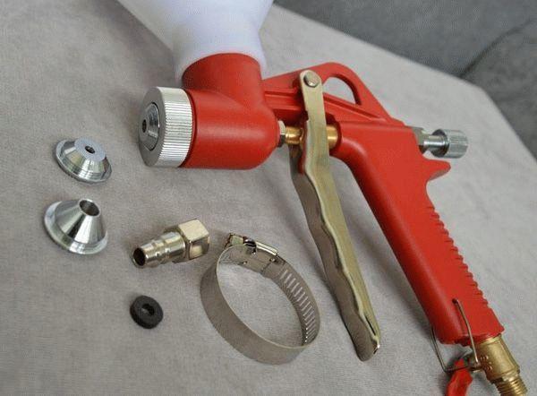 Что такое картушный пистолет, как правильно пользоваться устройством