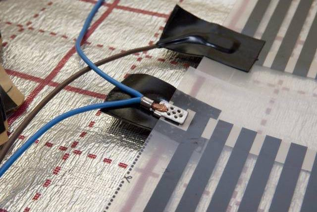 Теплый пол под плитку: электрический, инфракрасный, кабельный и пленочный, укладка и монтаж
