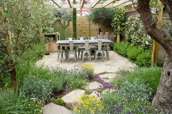 Ландшафтный дизайн дачного участка своими руками: идеи для сада