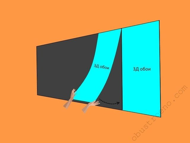 Как подобрать 3d обои для квартиры: лучшие варианты дизайна