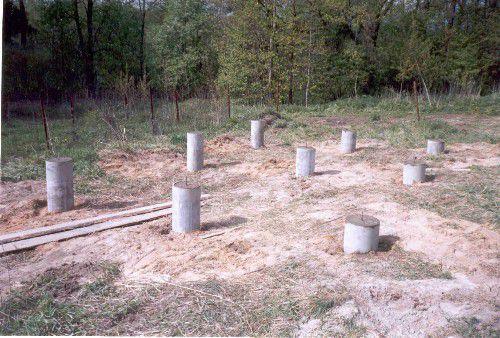 Построить сарай для дачи своими руками
