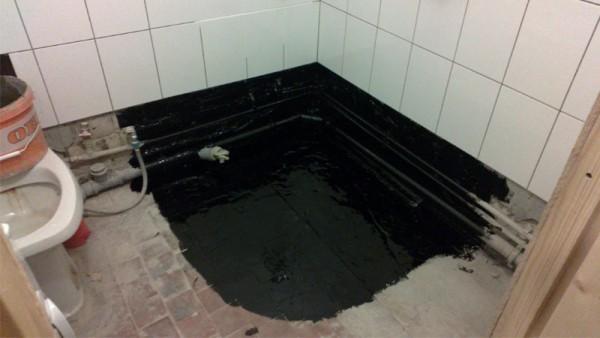 Как сделать гидроизоляцию в ванной комнате своими руками