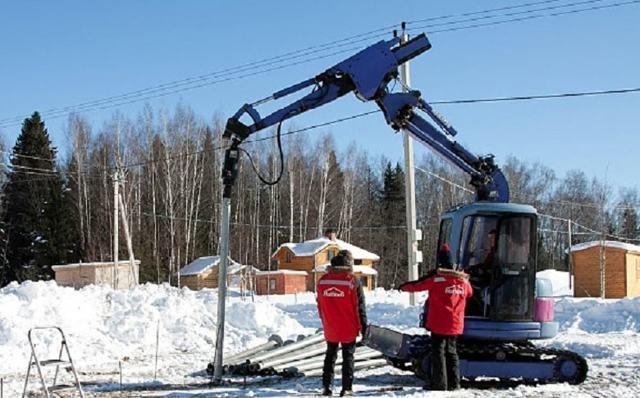 Строительство дома зимой: какие строительные работы выполнять в зимний период.