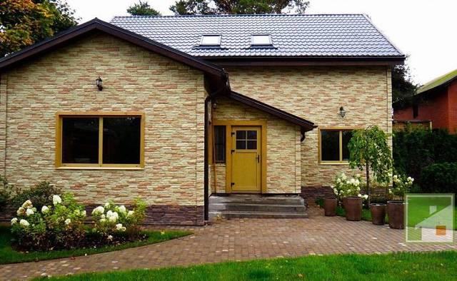 Чем обшить каркасный дом снаружи: варианты отделки