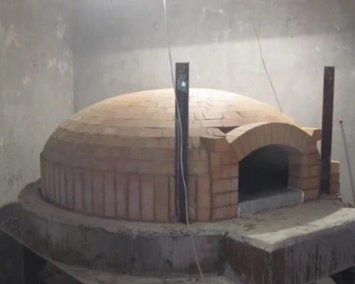 Помпейская печь для пиццы своими руками: как сделать?