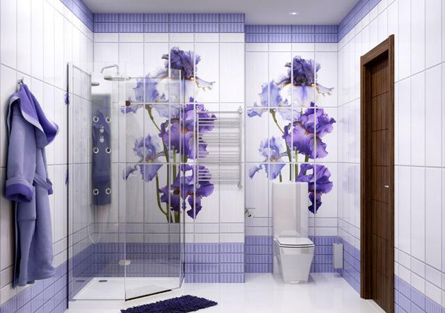 Влагостойкие стеновые панели для ванной комнаты – какие выбрать?