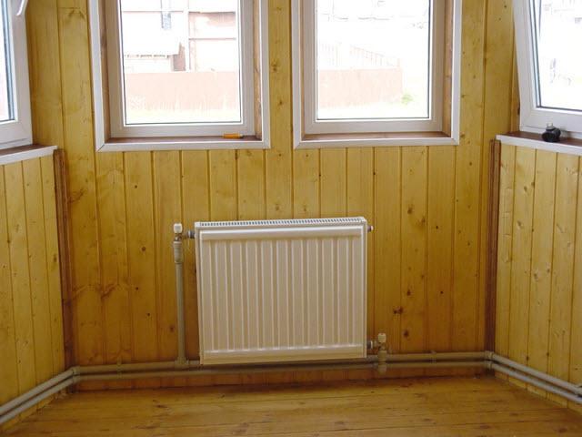 Схема системы отопления частного дома с естественной циркуляцией