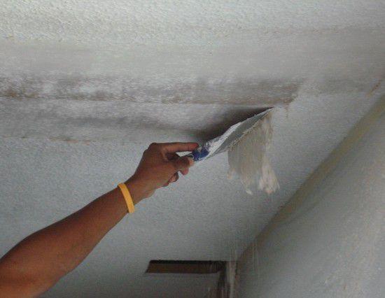 Правильная побелка потолка водоэмульсионной краской своими руками