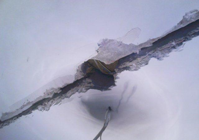 Монтаж плит перекрытия: технология укладки покрытия и заделки швов на потолке