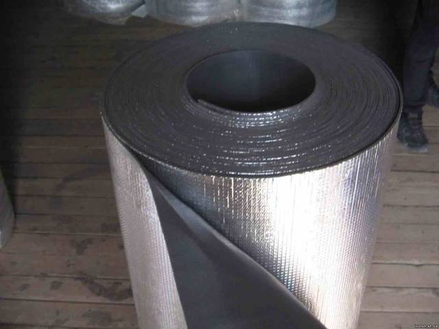 Пенофол фольгированный: технические характеристики, что это такое, применение в теплоизоляции