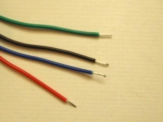 Sähköjohtojen Värikoodit