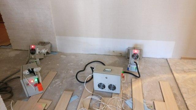 Плесень на стене в квартире: что делать, как избавиться и вывести грибок?