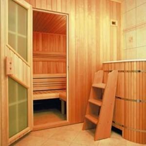 Отделка моечной в бане своими руками