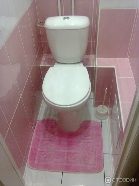 Дизайн интерьера туалета в квартире: освещение и идеи оформления - черно-белый декор и мозаика
