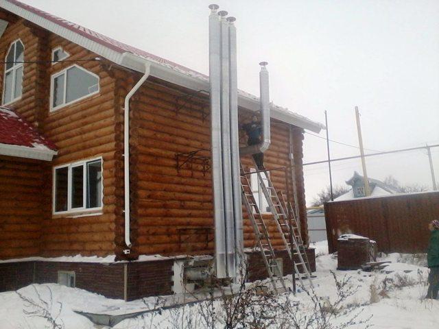 Вентиляция подвала в частном доме: схема и монтаж