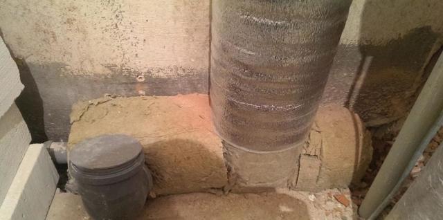 Шумоизоляция канализационного стояка (труб канализации) в квартире, доме