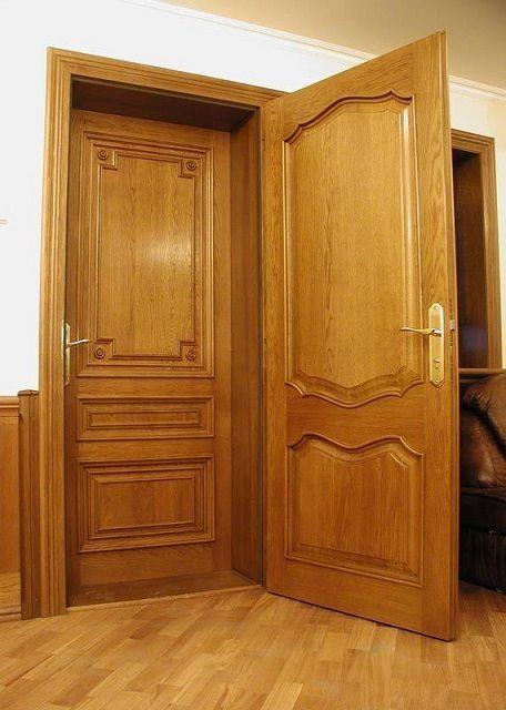 Межкомнатная дверь своими руками в домашних условиях