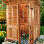 Душ для дачи: как сделать летний (садовый, уличный) дачный душ своими руками