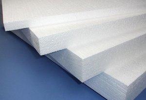 Пенопласт: коэффициент теплопроводности, плотность, технические характеристики