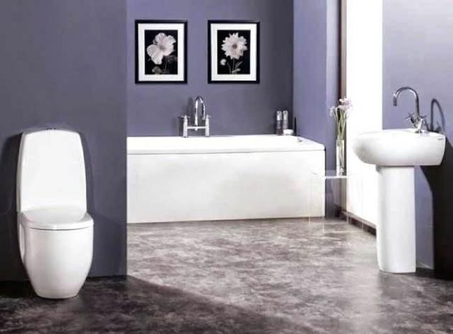 Покраска стен в ванной комнате своими руками