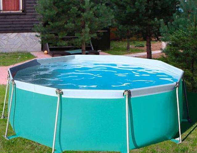 Как сделать бассейн в бане своими руками