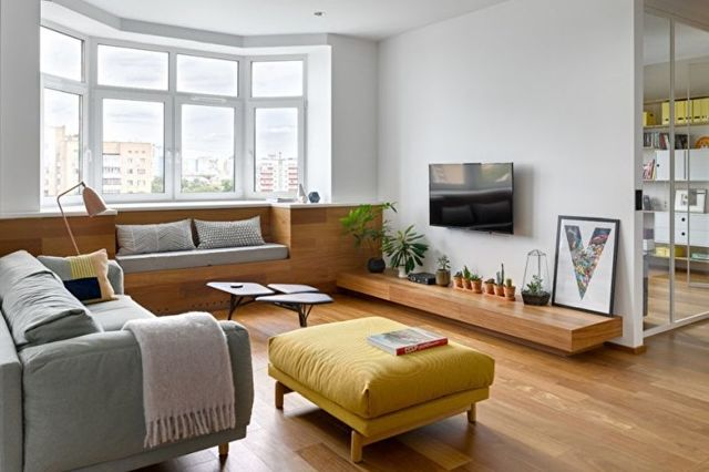 Стиль минимализм в интерьере: дизайн и ремонт квартиры