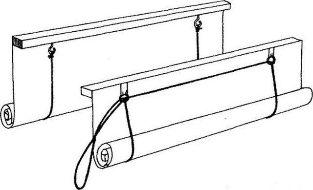 Как сшить рулонные шторы своими руками: пошаговая инструкция