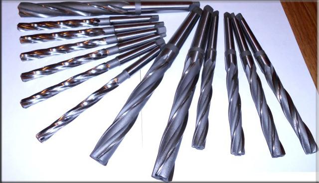 Зенкер по металлу конический: виды