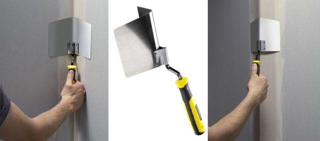 Финишная шпаклевка стен под обои своими руками: как правильно шпаклевать стены