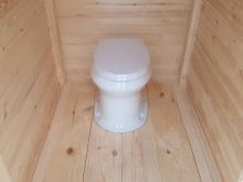 Унитаз для дачного туалета: конструкции, виды и модели