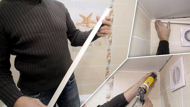 Клей для ПВХ панелей: чем клеить пластик к стене?