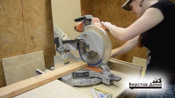 Как сделать столярный верстак (слесарный, складной) своими руками: чертежи, размеры