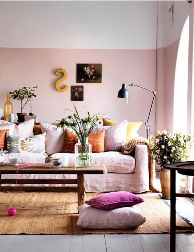 Ремонт гостиной комнаты своими руками: идеи дизайна
