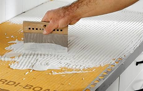 Столешница из керамической плитки своими руками