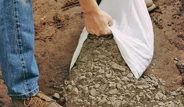 Как сделать садовые дорожки из щебня своими руками