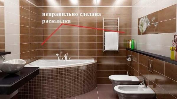 Как обложить ванну плиткой: облицовка своими руками