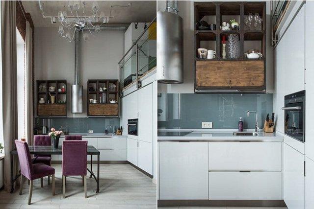 Как сделать фартук для кухни своими руками: высота от столешницы, стандарты